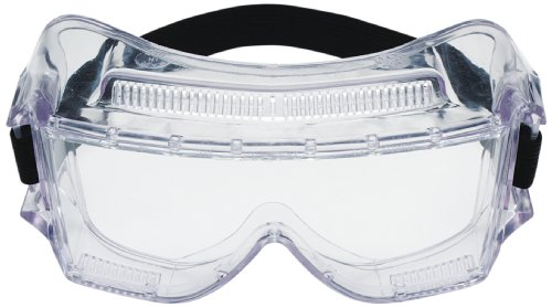 3M Centurion Safety Impact Goggle 452AF, 40301-00000-10 Clear Anti-Fog Lens  (Pack of 1)
