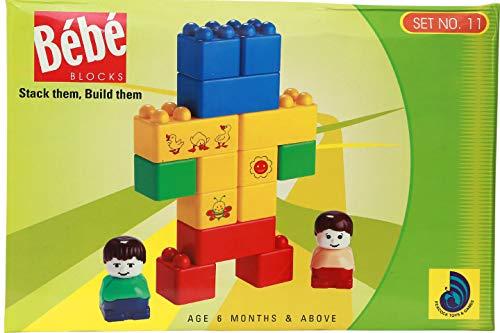 Peacock Bebe Blocks Set No 11