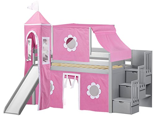childrens slide bed - 5