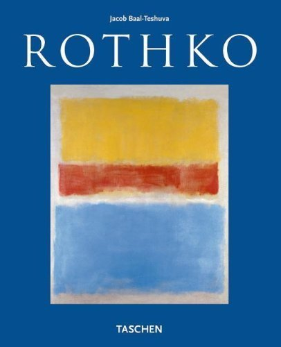 (Mark Rothko, 1903-1970: Pictures as Drama by Baal-Teshuva, Jacob (2003) Paperback )