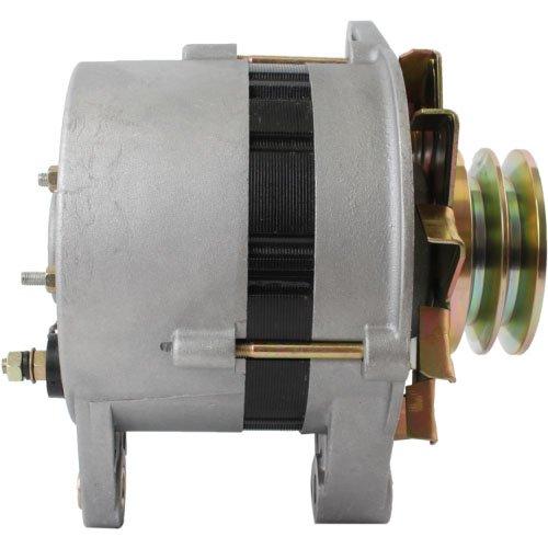 DB Electrical AMA0004 New Alternator For John Deere 2000 2100 2200 2300 2400 2700 2800 Tractor, Zetor 10520 3320 3340 4320 4340 5211 5213 5243 5245 110621 400-42002 12367 443-113-516-650 78-350-922