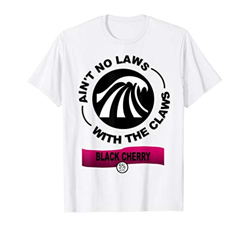 No Laws with The Claws | Cherry | Matching Group Costume T-Shirt