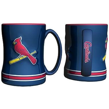 St. Louis Cardinals Sculpted Coffee Mug