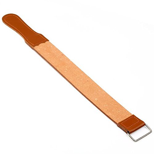 Genuine Leather Shaving Straight Sharpener