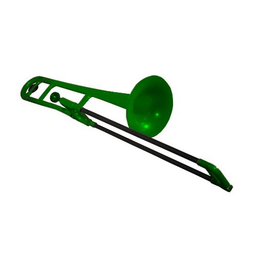 Vincent Bach PBONE1G pBone Plastic Trombone - Green