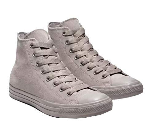 Converse Unisex Adults' Chuck Taylor All Star Hi-Top Trainers, Mercury Grey 045, 10.5 UK 10.5 ()