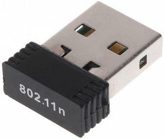 Technotech Terabyte 802 Wi Fi Receiver USB 2.0, 450Mbps  Black  Wireless USB Adapters