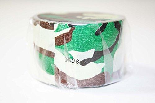 MT Washi Masking Masking Masking Tape, Camouflage, 30mm x 10m (MTEX1P98) by MT f93c0b