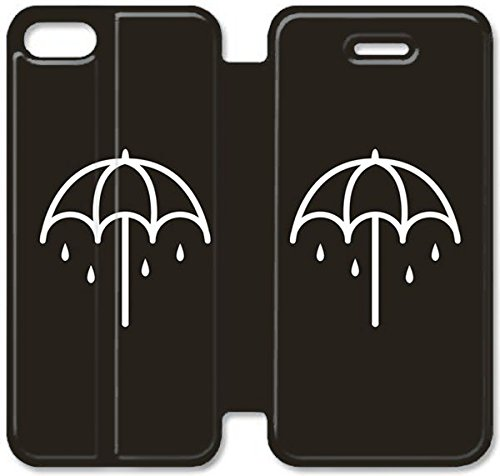 Funda iPhone 6 6S Plus 5.5 Inch Funda de cuero [Buen regalo bonito regalo] [Bring Me The Horizon Thats The Spirit] [Card/Cash Slots] Protectora caja del teléfono para iPhone 6 6S Plus 5.5 Inch L5U5OQ