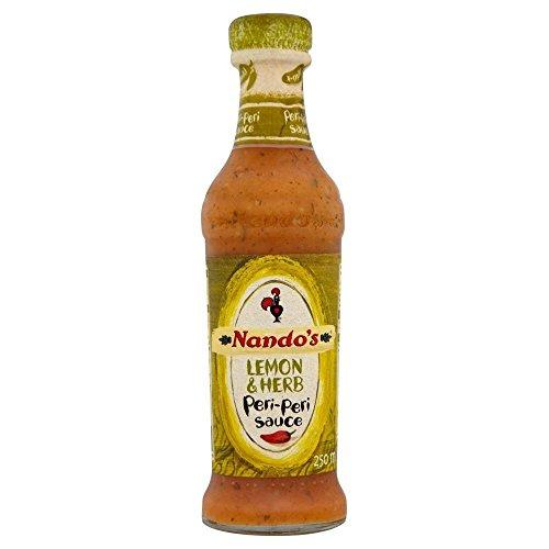 - Nando's Lemon & Herb Peri Peri Sauce (250Ml)