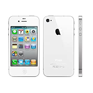 Apple iPhone 4S Unlocked Cellphone, 16GB, White (Certified Refurbished)