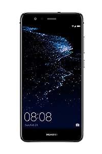 Huawei P10 Lite Single-SIM 32GB Factory Unlocked 4G/LTE Smartphone (Black) - International Version