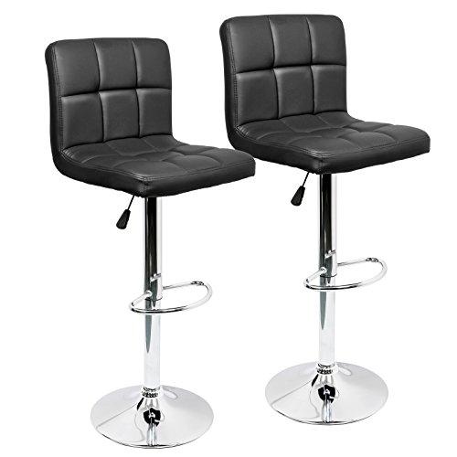 gas bar stool - 1