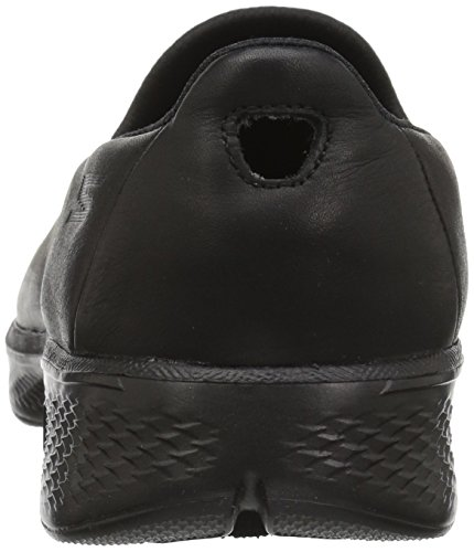 Skechers Womens Aller Marcher 4-sneaker Désiré Noir