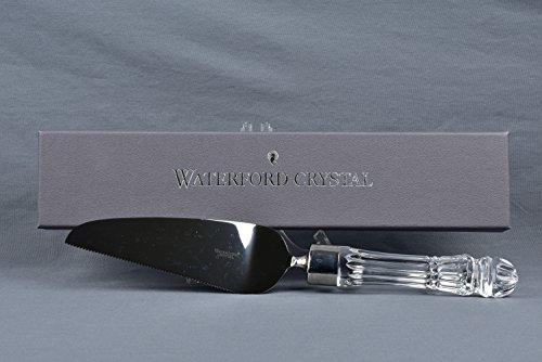 Waterford Crystal Marquis Offset Cake Server with - Server Pie Waterford