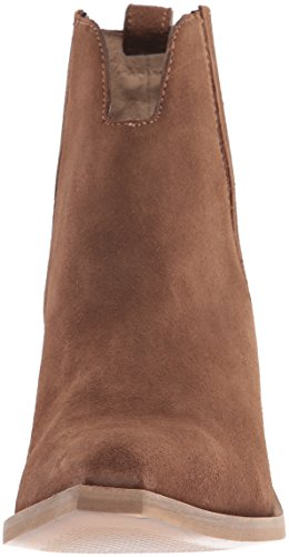 Women's Bootie Suede Steve Webster Tan Ankle Madden aIwx58xq7