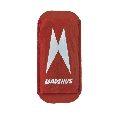 Madshus Racing Ski Strap, Red