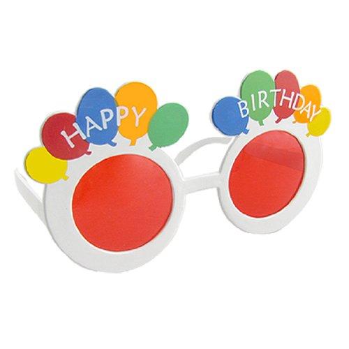 Forum Novelties 61897 Happy Birthday Glasses