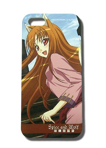 Spice And Wolf Holo Iphone 5 Case