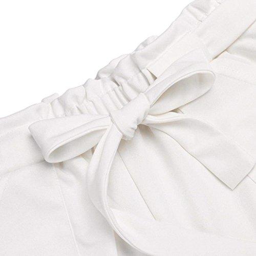 Waist Autunno Chic Inclusa Dei Moda Tasche Cute Pantaloni Cintura Pantaloni Eleganti Sportivi Due Leggins High Jogging Con Donna Pantaloni White Pantaloni Primaverile 2 Chino Pantalone Monocromo Tempo Libero qPtxOH