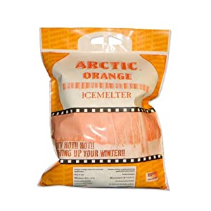 Arctic Orange 200-41021 Icemelter Bag 22lb Orange