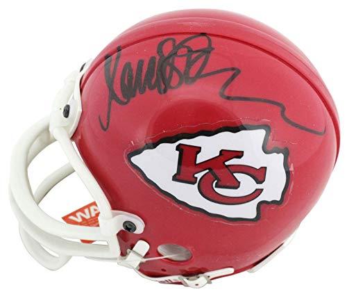 Marcus Allen Autographed Mini Helmet - Vintage Replica BAS #H82393 - Beckett Authentication - Autographed NFL Mini - Helmet Allen Replica Marcus