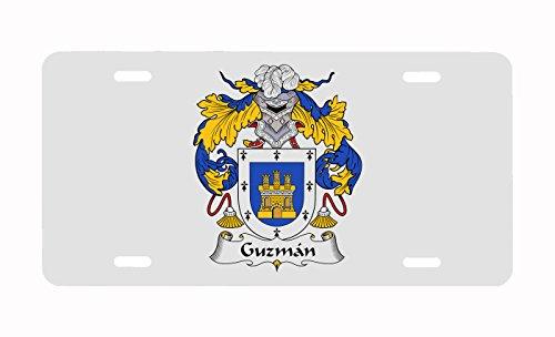 Guzman Coat Of Arms Guzman Family Crest Spanish Coat