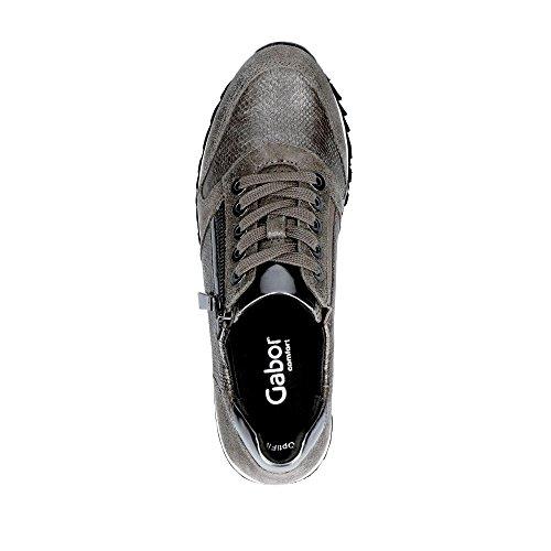 lacets ville à pour de femme Gabor Taupe Chaussures EqIZz