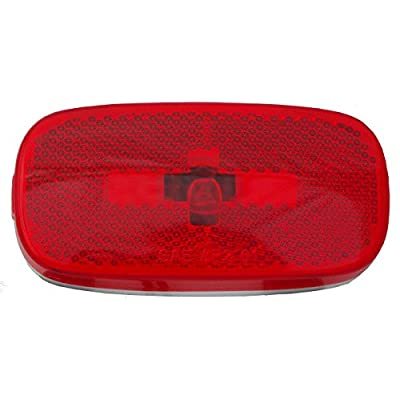 Kaper II L04-0059R Red Marker/Clearance Light: Automotive