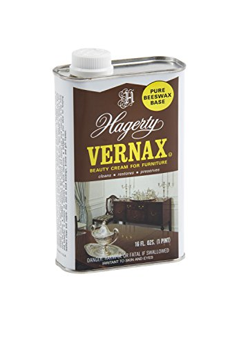 W. J. Hagerty Vernax Furniture Polish by W. J. Hagerty