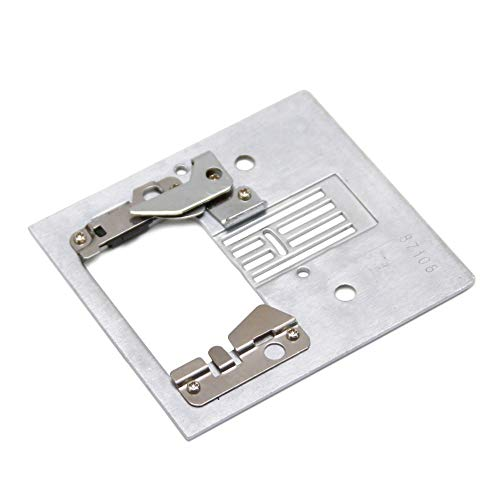 - Singer 51046 Sewing Machine Needle Plate Genuine Original Equipment Manufacturer (OEM) Part