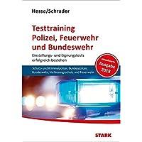 Hesse/Schrader: Testtraining Polizei, Feuerwehr und Bundeswehr