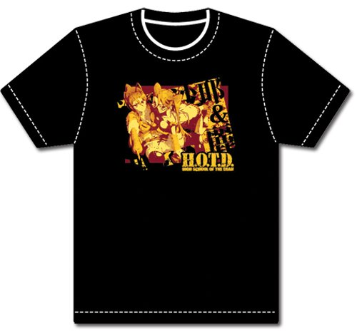 High School of The Dead Rei & Saya T-Shirt