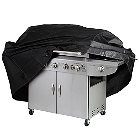 Grill Cover, Outdoor Waterproof Rainproof Barbecue Grill Covers Light Garden Patio Grill Protection with Elasticated (Cucina All'aperto Bbq Accessori Grill)