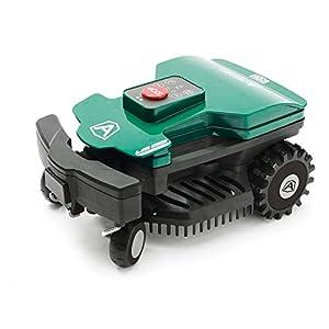 Ambrogio Robot AM015D0FAZ Robot Rasaerba, Verde, fino a 600 m² 3 spesavip