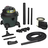 Shop-Vac 963-07-00 6 Gallon 2-1/2 Horsepower Wet/Dry Blower Vacuum