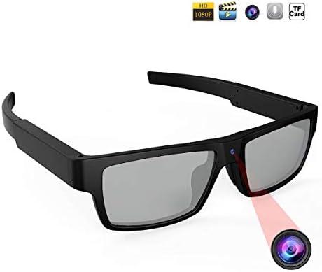 7fbfa74f1b2 Amazon.com   HoHoProv SY-G2 Spy Camera Polarized Sunglasses HD 1080P Hidden  Camera Sports Security Camera Built-in 16GB Card