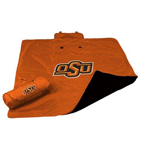 Fleece Oklahoma State Cowboys Blanket - 9