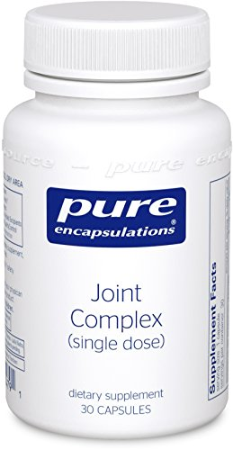 Pure Encapsulations - Joint Complex (Single Dose) - One-A-Day Formula Supports Joint Function and Comfort* - 30 Capsules (Chondroitin 30 Capsules)