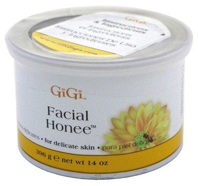 GiGi Facial Honee Wax 14 oz (Pack of 3) ()