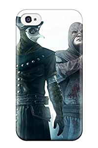 Hot Tpu Case For Iphone 4/4s With 2011 Assassin's Creed Brotherhood