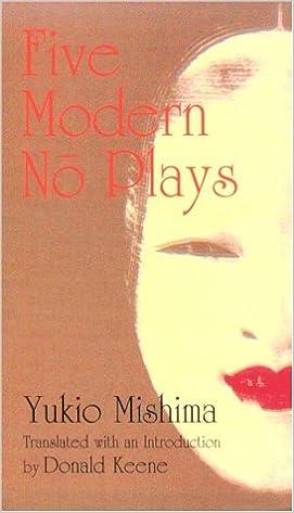 Book Five Modern No Plays