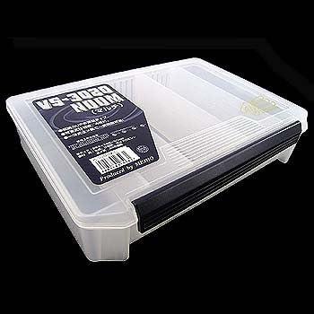Meiho Versus Tackle Box VS 3020 NDDM 255 x 190 x 60 mm Black 5488