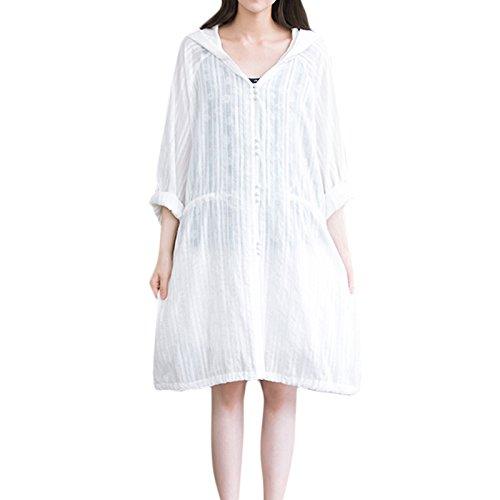 カーディガン トップス レディース フェミニン 女性 冷房対策 日焼け防止 ロンーグ丈 UVケア 紫外線対策 薄手