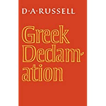 Greek Declamation