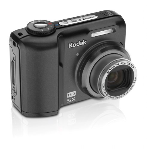 Kodak Z1085 10.0MP Digital Camera (Black) by Kodak