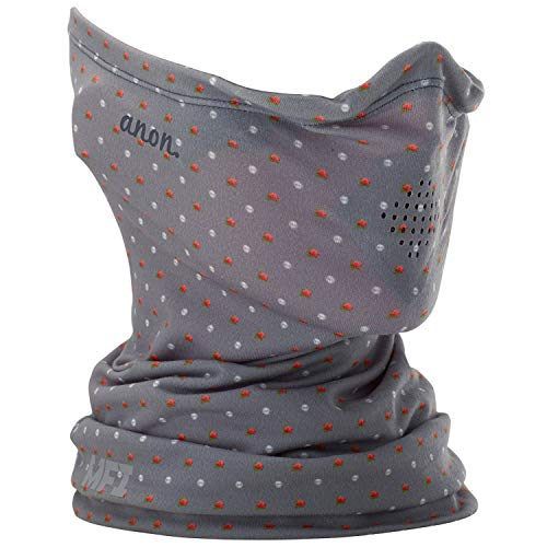 Anon Men's MFI Lightweight Neck Warmer - Gray by Anon (Image #1)