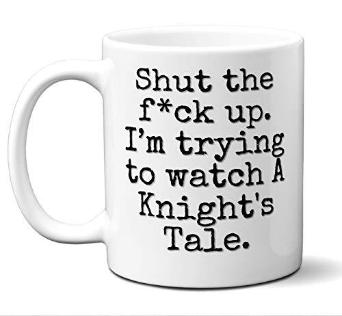 A Knight's Tale Gift Mug. Funny Parody Movie Lover Fan