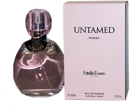 Untamed by Estelle Ewen 3.4 oz Eau De Parfum Spray Genuine Womens Perfume NIB