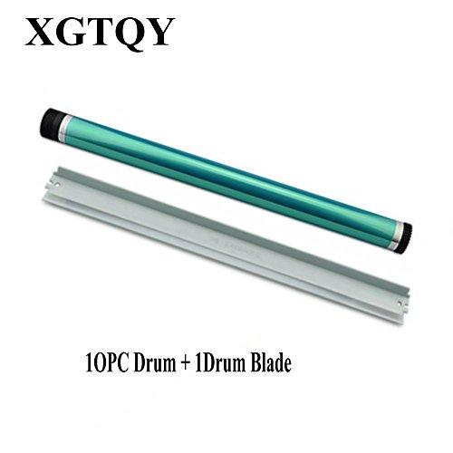 XGTQY BH 250 OPC Drum + Blade for Konika Minolta Bizhub 250/350/362/282 Printer Cartridge